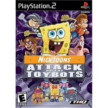 Nicktoons: Attack of the Toybots - PlayStation ... - $4.00