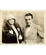 Richard Barthelmess Claudia Muzio Opera Original Photo - $149.99