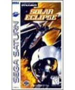 Solar Eclipse [Sega Saturn] [Sega Saturn] - $19.49