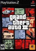 Grand Theft Auto III [PlayStation2] - $5.98