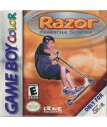 Razor: Freestyle Scooter [Game Boy Color] - $3.68