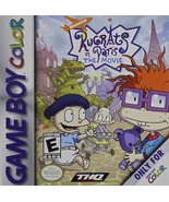 Rugrats In Paris: The Movie [Game Boy Color] - $5.22