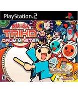 Taiko Drum Master - PlayStation 2 [PlayStation2] - $6.90