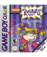 Rugrats: Totally Angelica [Game Boy Color] - $4.17