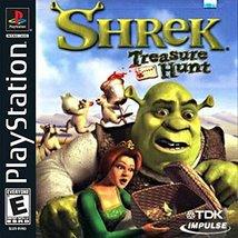 Shrek Treasure Hunt [PlayStation] - $3.92