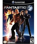 Fantastic Four - Gamecube [GameCube] - $4.92