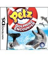 Petz Dolphinz Encounter - Nintendo DS [Nintendo... - $7.73