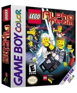 LEGO Alpha Team [Game Boy Color] - $6.97