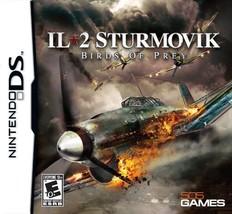 Il-2 Sturmovik Birds Of Prey - Nintendo DS [Nintendo DS] - $6.89