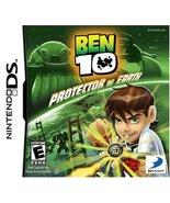Ben 10 Protector of Earth [Nintendo DS] - $4.44