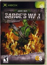 Army Men: Sarge's War [Xbox] - $5.89