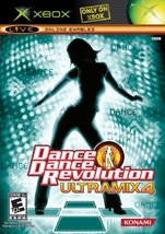 Dance Dance Revolution Ultramix 4 - Xbox (Game)... - $4.44