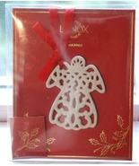 "Lenox Charms Angel Ornament ""Like New"" - $7.00"