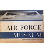 """""""AIR FORCE MUSEUM"""" VINTAGE SOFTCOVER BOOK OF WRIGHT PATTERSON AIR FORCE ... - $9.45"""