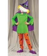 Angelica RUGRATS Witch costume 4/6 childs size - $24.00