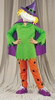 Angelica RUGRATS Witch costume 2/4 childs size