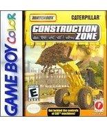 Matchbox Caterpillar Construction Zone [Game Bo... - $7.43