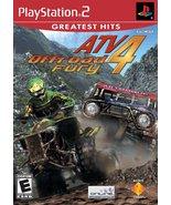 ATV Offroad Fury 4 - PlayStation 2 [PlayStation2] - $5.51