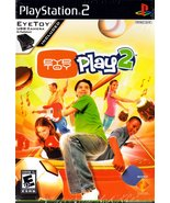 Eye Toy Play 2 Without Camera [PlayStation2] - $3.96