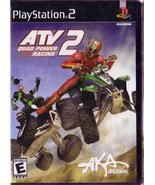 ATV 2 Quad Power Racing - PlayStation 2 [PlayStation2] - $5.91