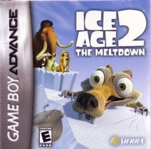 Ice Age 2: The Meltdown [Game Boy Advance] - $3.44