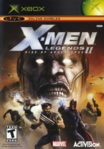 X-men Legends II Rise of the Apocalypse - Xbox [Xbox] - $5.40