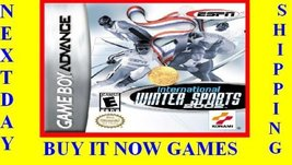 ESPN International Winter Sports 2002 [Game Boy Advance] - $5.93