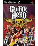 Guitar Hero - Aerosmith - PlayStation 2 (Game only) [PlayStation2] - $6.09