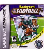 Infogrames Backyard Football Game Boy Advance  (GBA) [Game Boy Advance] - $3.95