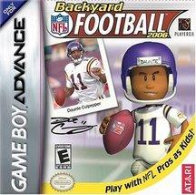 Backyard Football 2006 [Game Boy Advance] - $3.75