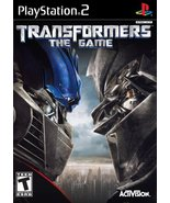 Transformers the Game - PlayStation 2 [PlayStation2] - $4.45