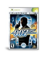 James Bond 007 Agent Under Fire - Xbox [Xbox] - $3.71