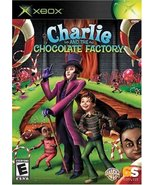 Charlie and the Chocolate Factory - Xbox [Xbox] - $4.44