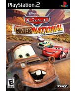 Cars: Mater-National - PlayStation 2 [PlayStation2] - $5.84