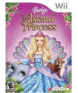 Barbie: Island Princess - Nintendo Wii [Nintendo Wii] - $5.67