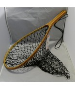 South Bend Trout Net Mark III Laminated wooden frame Nylon Tapered Netting - £18.52 GBP