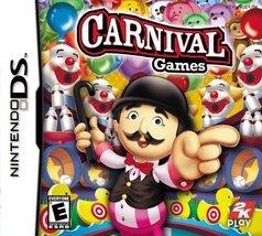 Carnival Games [Nintendo DS] - $3.47