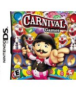 Carnival Games [Nintendo DS] - $4.50