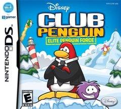 Club Penguin: Elite Penguin Force - Nintendo DS [Nintendo DS] - $2.90