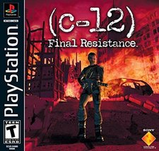 C-12 Final Resistance [PlayStation] - $5.56