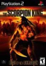 Scorpion King: Rise of the Akkadian [PlayStation2] - $3.75