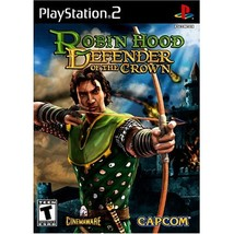 Robin Hood Defender of the Crown - PlayStation ... - $3.75