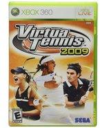 Virtua Tennis 2009 - Xbox 360 [Xbox 360] - $8.70