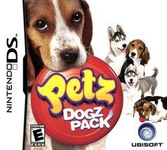Petz Dogz Pack - Nintendo DS [Nintendo DS] - $2.90