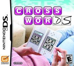Crosswords DS [Nintendo DS] - $3.96