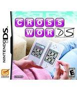 Crosswords DS [Nintendo DS] - $3.96