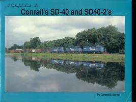 Conrail SD40 & SD40-2 by Bernet - $13.81
