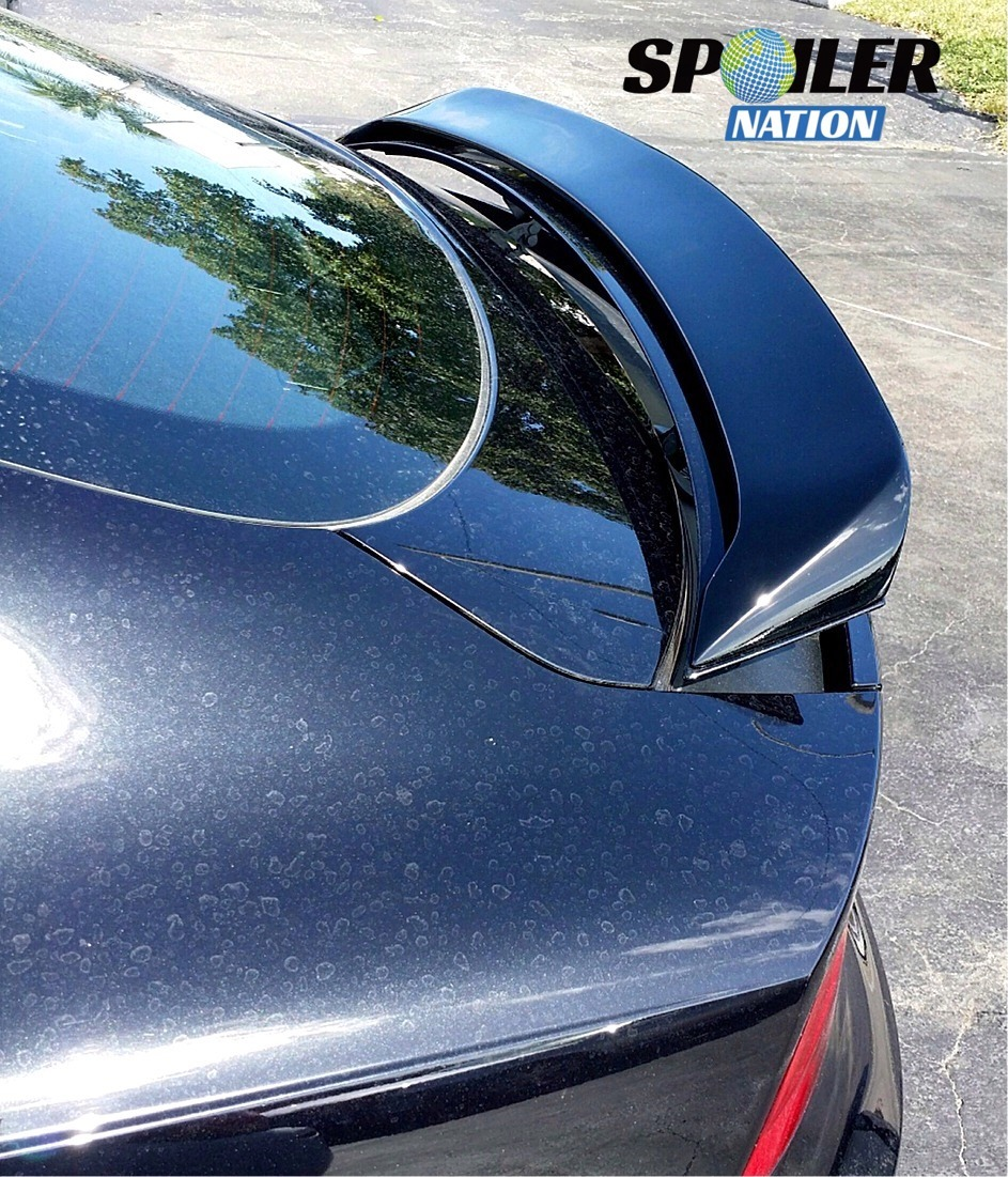2015 Audi A7 Camshaft: Audi A7/RS7/S7 Sport Wing Spoiler (Unpainted) 2010-2011