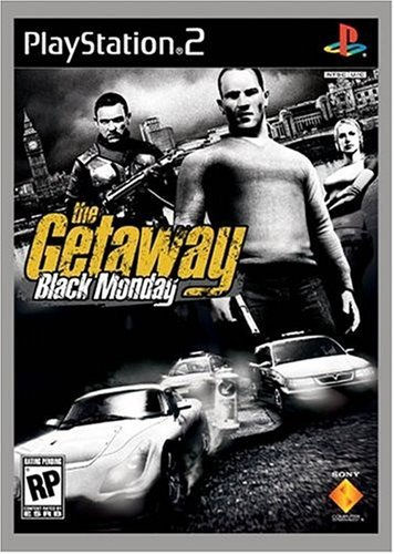 The Getaway: Black Monday - PlayStation 2 [PlayStation2]