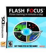Flash Focus:  Vision Training in Minutes a Day - Nintendo DS [Nintendo DS] - $3.96